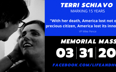 Remembering Terri Schiavo